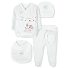Комплект 10 в 1 для новорожденной девочки Bebitof (код товара: 6959)