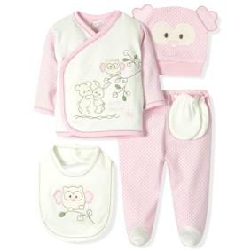 Комплект 10 в 1 для новорожденной девочки Bebitof (код товара: 6961): купить в Berni