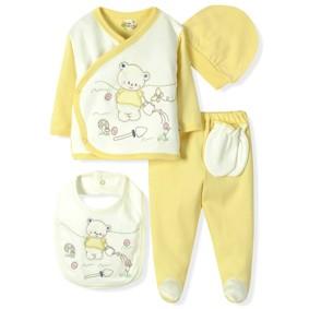 Комплект 5 в 1 для новорожденного  Bebitof (код товара: 6916): купить в Berni