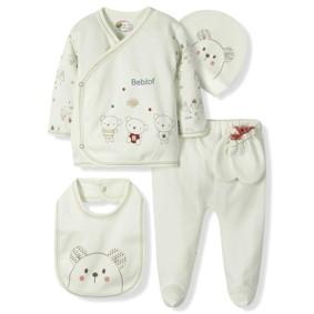 Комплект 5 в 1 для новорожденного  Bebitof (код товара: 6917): купить в Berni