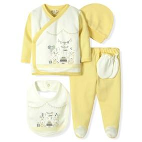 Комплект 5 в 1 для новорожденного  Bebitof (код товара: 6919): купить в Berni