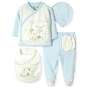 Комплект 5 в 1 для новорожденного  Bebitof (код товара: 6920): купить в Berni
