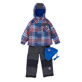 Комплект для мальчика 4в1 Deux par Deux (PU57-999/7-10) (код товара: 6982): купить в Berni