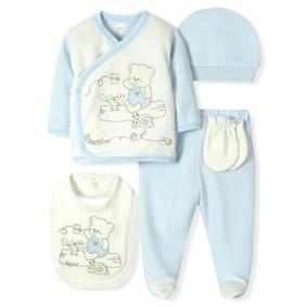 Комплект 10 в 1 для новорожденного  Bebitof (код товара: 7002): купить в Berni