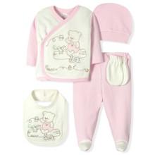 Комплект 10 в 1 для новорожденной девочки Bebitof (код товара: 7003)