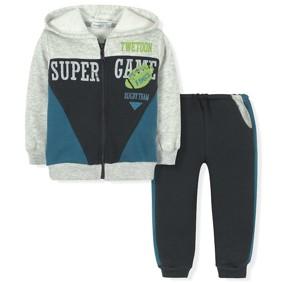 Утепленный костюм для мальчика Twetoon (код товара: 7150): купить в Berni