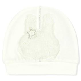 Велюровая шапка для новорожденного (код товара: 7315): купить в Berni