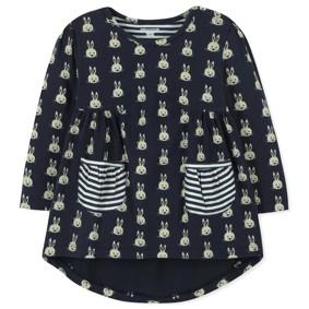 Платье для девочки (код товара: 7923): купить в Berni