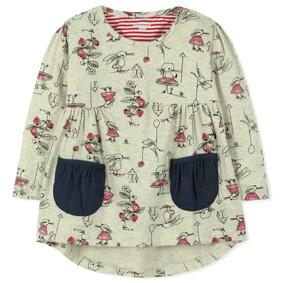 Платье для девочки (код товара: 7925): купить в Berni