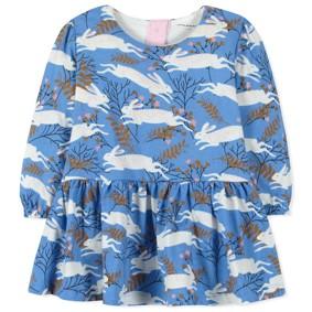 Платье для девочки (код товара: 7927): купить в Berni