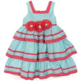 Платье для девочки Bonny Billy оптом (код товара: 845): купить в Berni