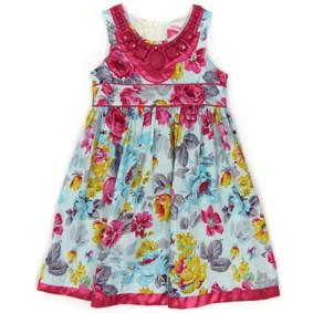 Платье для девочки Bonny Billy оптом (код товара: 850): купить в Berni