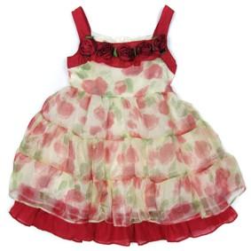 Платье для девочки Bonny Billy оптом (код товара: 855): купить в Berni