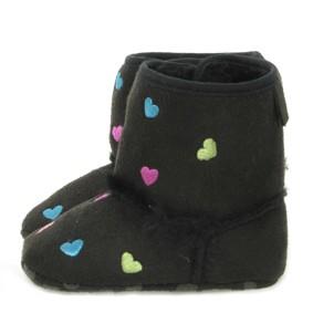 Утепленные пинетки для девочки (код товара: 8631): купить в Berni