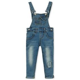 Комбинезон джинсовый оптом (код товара: 8719): купить в Berni