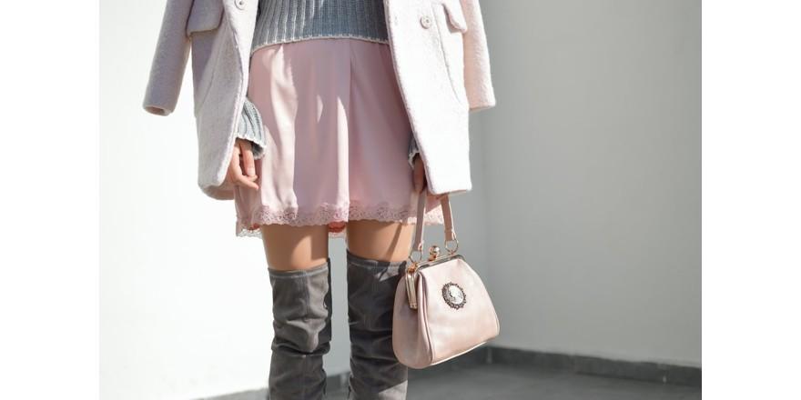Одежда для низких девушек. Как визуально увеличить рост с помощью одежды?