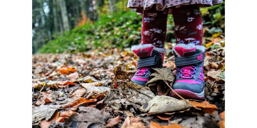Как выбрать размер детской обуви?