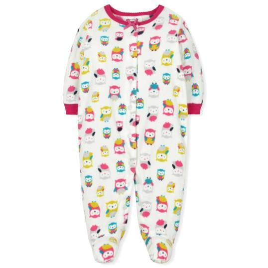 Флисовый человечек для девочки Jumping Beans (код товара  30640) - купить  за 324 грн.  c35148357e4a7